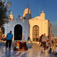 Византийская церковь Св. Георгия :: Владимир Брагилевский