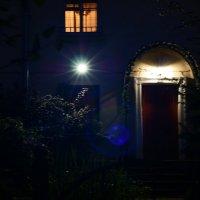 Ночная мистика :: Sergey Isakov
