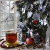 Рождественское утро :: Ирина Приходько