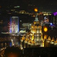 Праздничная Москва :: Мария Самохина