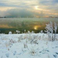 Солнце над Ангарой :: Анатолий Иргл