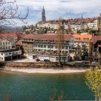 Берн, река Ааре, Швейцария :: Witalij Loewin