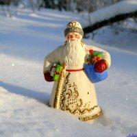 А вы уже готовы к встрече Деда Мороза?:) :: Андрей Заломленков