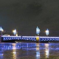 Дворцовый мост :: Вера Щукина