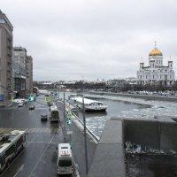 Московская зарисовка (3) :: Владимир Шибинский