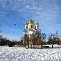 Софийский собор в Пушкине :: Елена