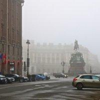 в утреннем тумане :: Елена