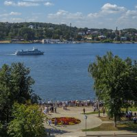 День ВМФ в Костроме :: Сергей Цветков