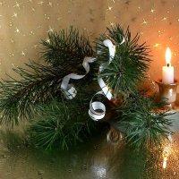 Свеча горела на столе... :: Татьяна Смоляниченко
