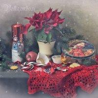Открытка к Рождеству :: Татьяна Карачкова