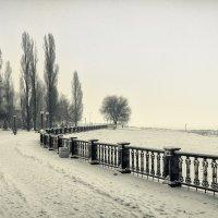 Зимний этюд :: Вадим
