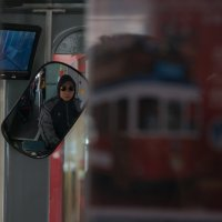 Hong Kong trams :: Sofia Rakitskaia