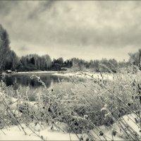 река Миасс :: Виктор Сосунов
