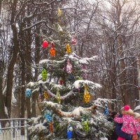 Праздник в парке :: Svetlana Lyaxovich