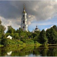Николо-Берлюковский монастырь :: Вячеслав Минаев
