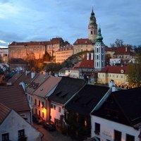 Вечер древнего города :: Ольга