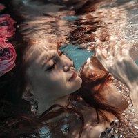 Портрет под водой :: Анита Гавриш