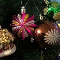 Новогоднее настроения :: Елена Семигина