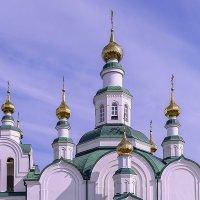 Свято-Никольский храм в городе Армавир :: Игорь Сикорский