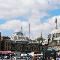 Автобусная экскурсия по Стамбулу. :: Ольга Васильева