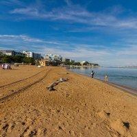Пляж Геленджика :: Алексей Лейба