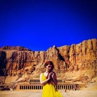Hatshepsut :: Ruslan Bolgov