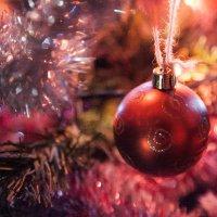 Новогодний шарик :: Kris Vinnikova