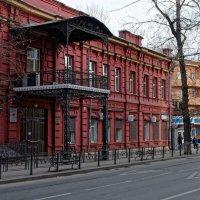 Иркутские улицы :: Евгений Карский