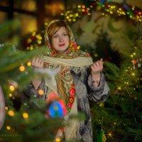 Новогодняя прогулка :: Ярослава Бакуняева