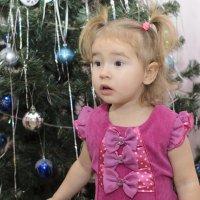 -как уже подарки дают?! :: Ольга Русакова