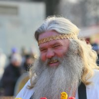 дед и почти мороз :: Олег Лукьянов