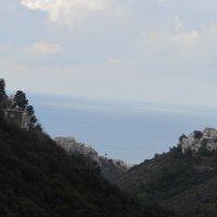 Вид на Хайфский залив :: Герович Лилия