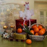 С Наступающим Новым Годом!!! :: Галина