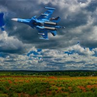 In the color of the sky ... :: E.Balin Е.Балин