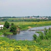 Москва-река в Можайске :: Максим Ершов