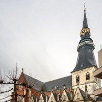 Главный собор Хассельта, Бельгия :: Witalij Loewin