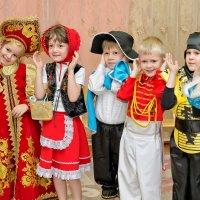 Один день из жизни детского садика :: Дмитрий Конев