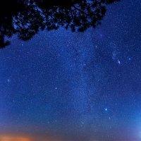 Ночь на плато Лаго-Наки :: Александр Хорошилов