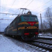 ЧС7 - 230 :: Сергей Уткин
