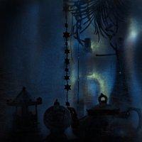 Ночь, волшебство и лунные желанья... :: Ирина Сивовол