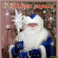 С Новым годом! :: Сергей В. Комаров
