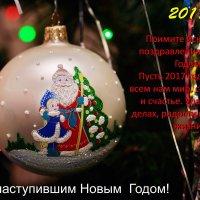 С наступившим Новым Годом! :: Юрий Шувалов