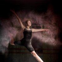 Танцы в облаках :: Макар Майоров