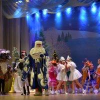 Новогодний концерт. :: Наталья