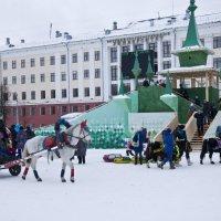 С Новым годом! :: Андрей Синицын