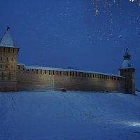 Ночной Кремль :: Ольга Чистякова