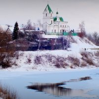 зима :: Александр Прокудин