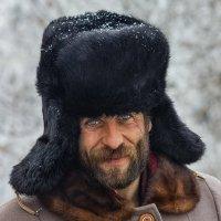 Зимний БОМЖ. :: Павел Петрович Тодоров