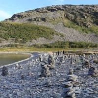 Сад камней по-норвежски :: Ольга