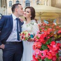 свадебная прогулка во Львове :: Рола Kарут